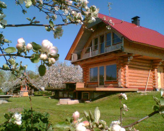 Дом в Огрском крае, Латвия, 120 м2 - фото 1
