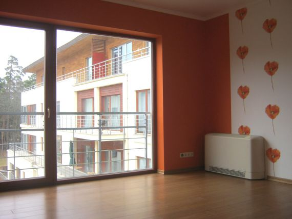 Апартаменты в Юрмале, Латвия, 109.7 м2 - фото 1