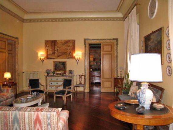 Квартира в Риме, Италия, 400 м2 - фото 1