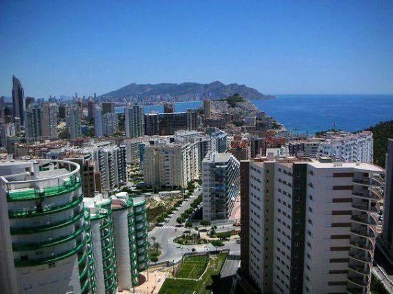 Апартаменты в Бенидорме, Испания, 75 м2 - фото 1