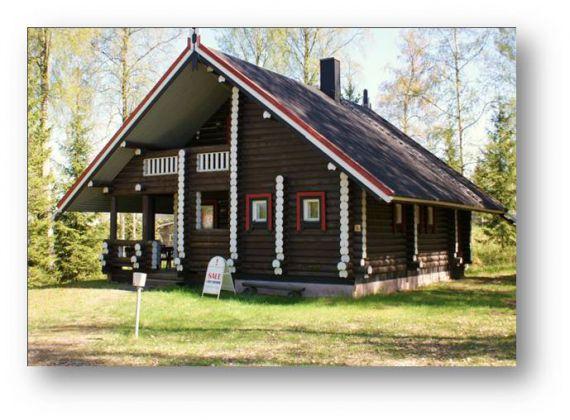 Коттедж в Ювяскюля, Финляндия, 72 м2 - фото 1