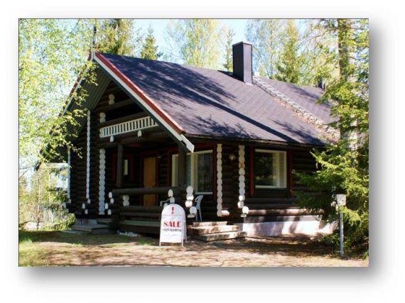 Коттедж в Ювяскюля, Финляндия, 51 м2 - фото 1