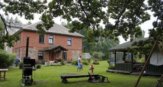 Дом в Лимбажском крае, Латвия, 420 м2 - фото 1
