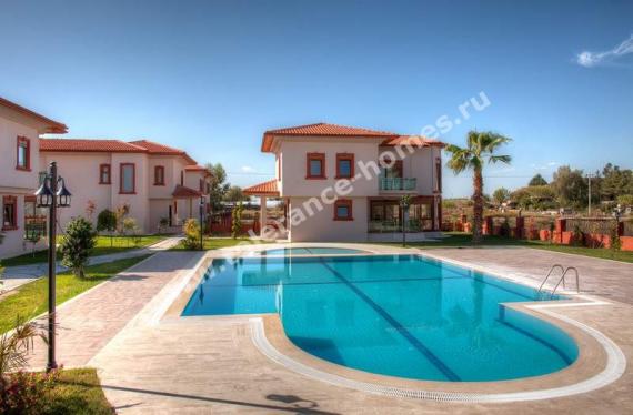 Rental villas in Cuneo sea priced in rubles