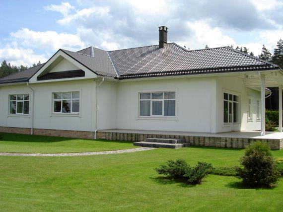 Дом в Рижском крае, Латвия, 1800 м2 - фото 1