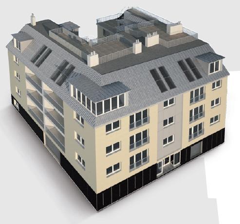 Апартаменты в Вене, Австрия, 140 м2 - фото 1