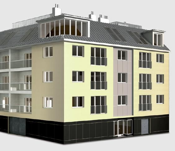 Апартаменты в Вене, Австрия, 84.5 м2 - фото 1