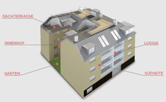 Апартаменты в Вене, Австрия, 200.45 м2 - фото 1