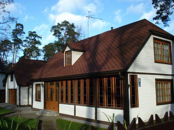 Дом в Юрмале, Латвия, 195 м2 - фото 1