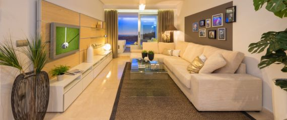 Апартаменты на Коста-дель-Соль, Испания, 121.65 м2 - фото 1