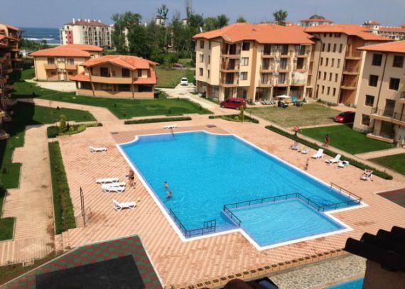 Апартаменты в Царево, Болгария, 55 м2 - фото 1