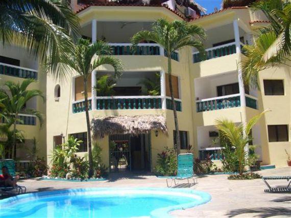 Квартира в Сосуа, Доминиканская Республика, 65 м2 - фото 1