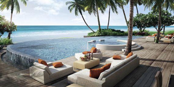 Вилла на Сент-Китсе и Невисе, Карибские острова, 159 м2 - фото 1