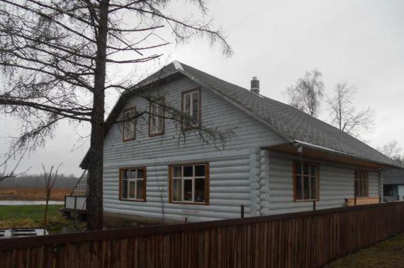 Дом в Валмиерском крае, Латвия, 1.4 Га - фото 1