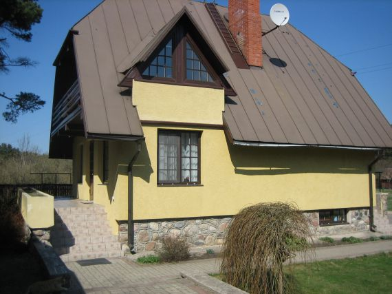 Дом в Вентспилсе, Латвия, 2500 м2 - фото 1
