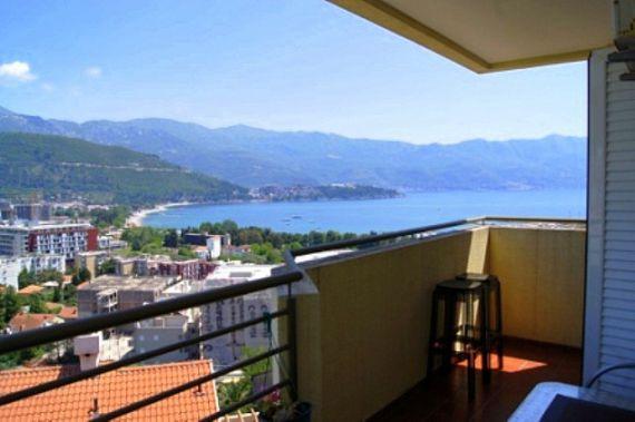 Квартира в Будве, Черногория, 44 м2 - фото 1
