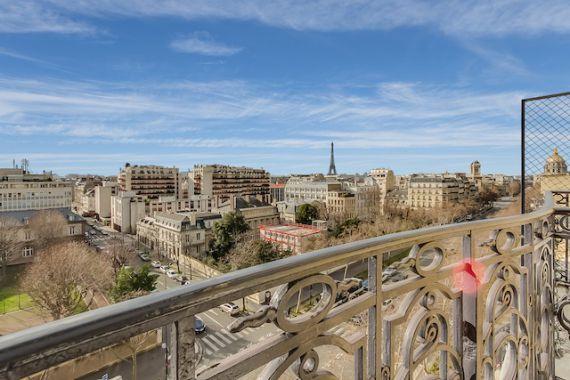 Апартаменты в Париже, Франция, 320 м2 - фото 1