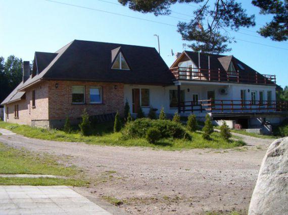 Дом в Талсинском крае, Латвия, 400 м2 - фото 1