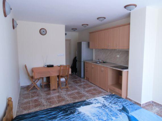 Апартаменты на Солнечном берегу, Болгария, 35.64 м2 - фото 1