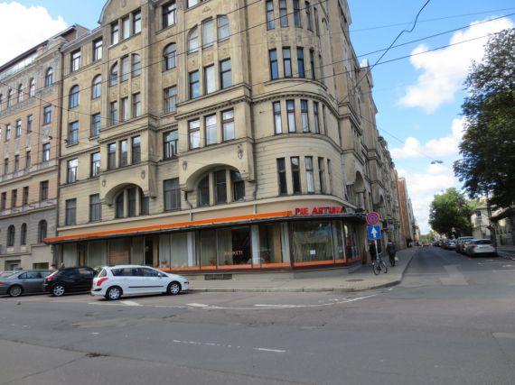 Кафе, ресторан в Риге, Латвия, 730 м2 - фото 1