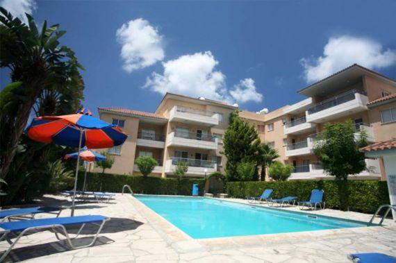 Апартаменты в Пафосе, Кипр, 82 м2 - фото 1