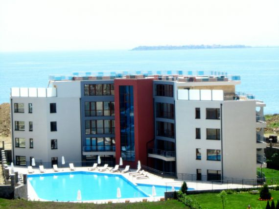 Апартаменты в Святом Власе, Болгария, 80.25 м2 - фото 1