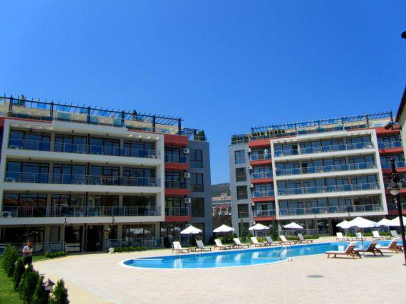 Апартаменты за  25 804 евро  в Святом Власе, Болгария