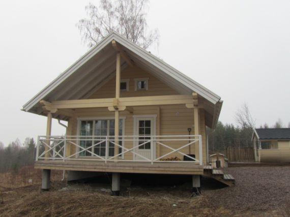 Коттедж в Руоколахти, Финляндия, 2145 м2 - фото 1