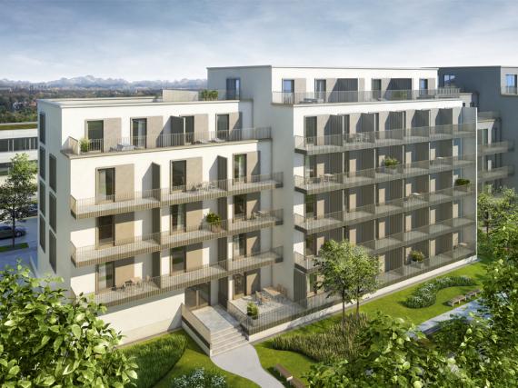 Квартира в Мюнхене, Германия, 24 м2 - фото 1