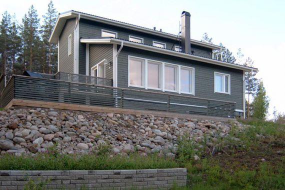 Коттедж в Пуумала, Финляндия, 124 м2 - фото 1