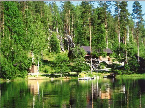 Коттедж в Савонлинне, Финляндия, 1.8 Га - фото 1