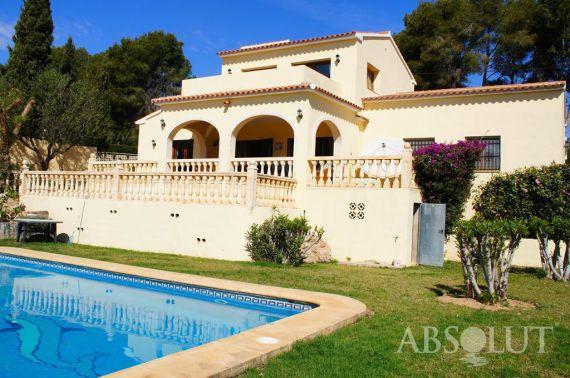 Испания недвижимость продажа виллы