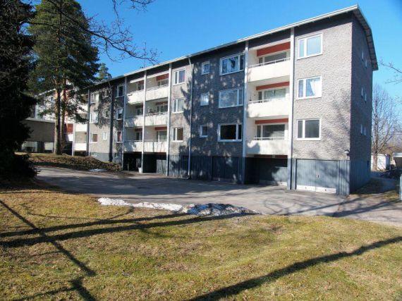 Квартира в Иматре, Финляндия, 49 м2 - фото 1