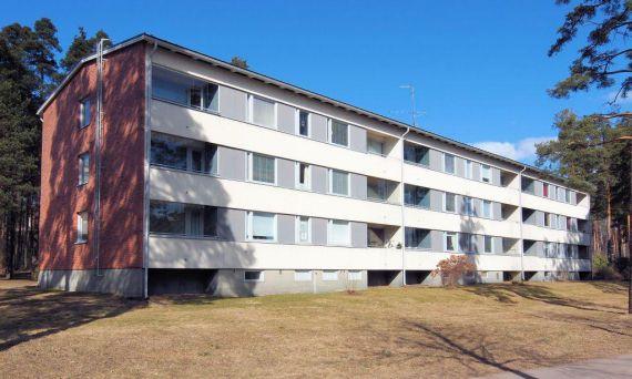 Квартира в Иматре, Финляндия, 76.2 м2 - фото 1