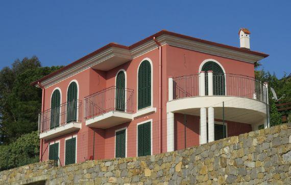 Вилла в Бордигере, Италия, 218 м2 - фото 1
