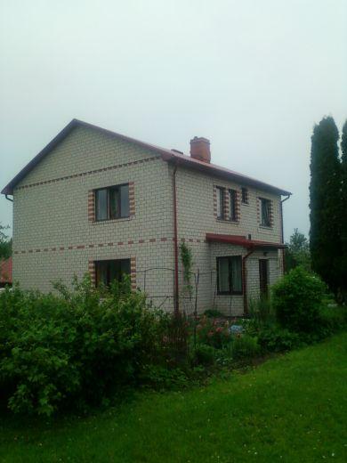 Дом в Айзкраукльском крае, Латвия, 180 м2 - фото 1
