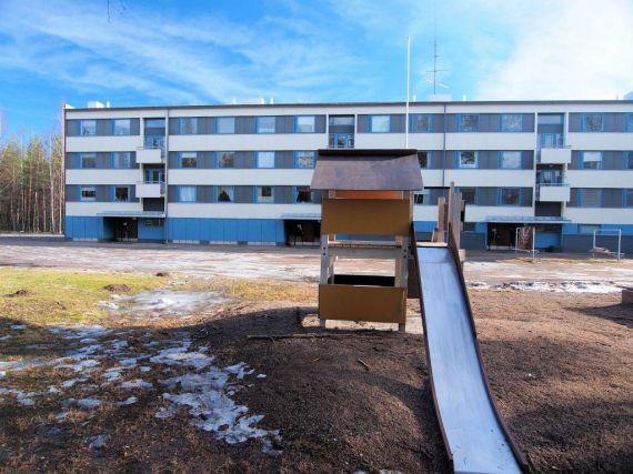 Квартира в Иматре, Финляндия, 71.2 м2 - фото 1