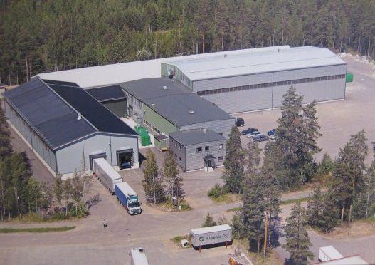 Коммерческая недвижимость в Лаппеенранте, Финляндия, 4800 м2 - фото 1