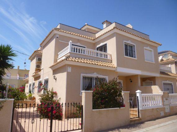 Дом в Ориуэла Коста, Испания, 90 м2 - фото 1