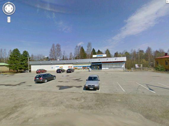 Магазин в Раутъярви, Финляндия, 1336 м2 - фото 1