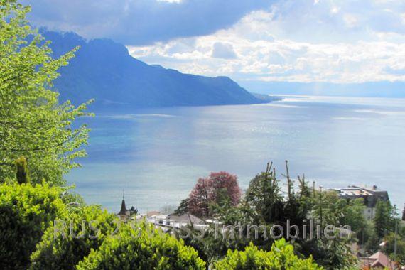 Вилла в Монтрё, Швейцария, 216 м2 - фото 1