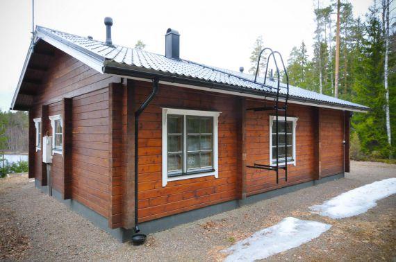 Коттедж в Коуволе, Финляндия, 5000 м2 - фото 1