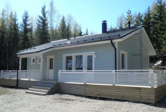 Коттедж в Савонлинне, Финляндия, 7200 м2 - фото 1