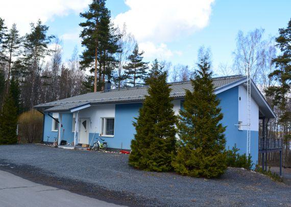 Коттедж в Тайпалсаари, Финляндия, 1420 м2 - фото 1