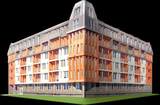 Квартира в Риге, Латвия, 133.3 м2 - фото 1