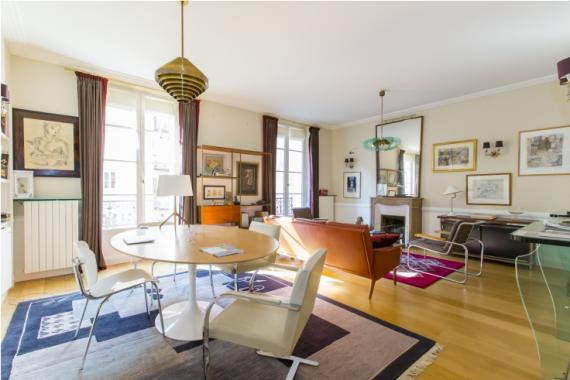 Апартаменты в Париже, Франция, 79 м2 - фото 1