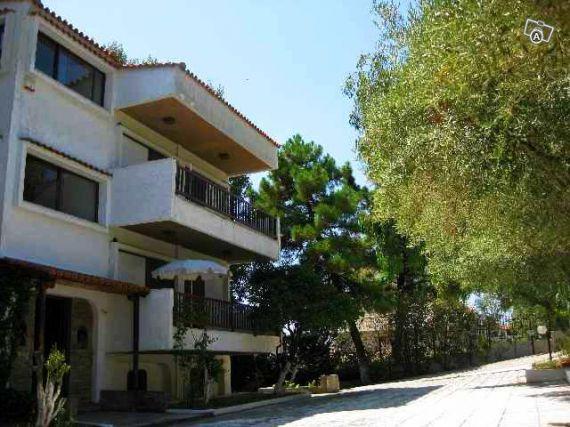 Отель, гостиница в Халкидики, Греция, 700 м2 - фото 1
