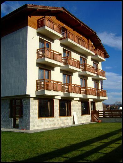Отель, гостиница в Банско, Болгария, 700 м2 - фото 1