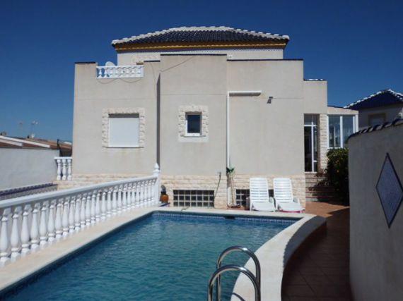 Дом в Торревьехе, Испания, 110 м2 - фото 1