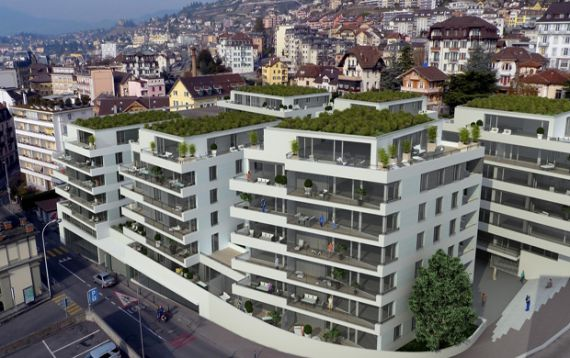 Офис в Во, Швейцария, 105 м2 - фото 1